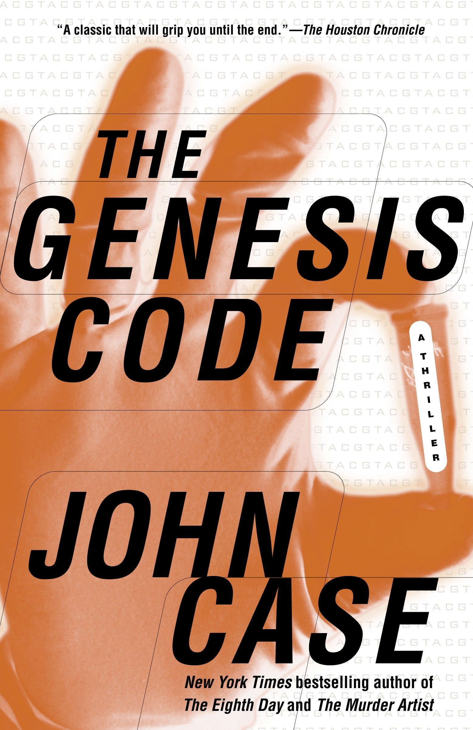 The Genesis Code: A Novel of Suspense pdf