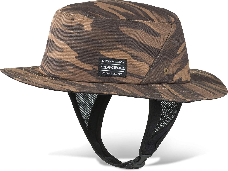 DAKINE Indo Surf Hat Field Camo Unisex Dry r/ápido Sombrero Flotante dise/ñado para el Uso del Agua Brim se Levanta para remar
