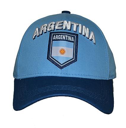 Amazon.com   Argentina Hat Cap Adjustable Rhinox Group National Team ... 5bb28cbcaf6