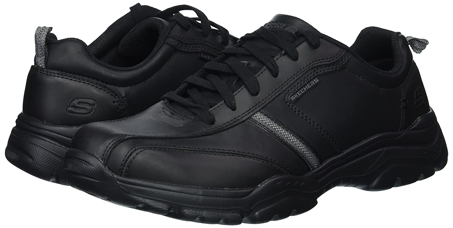 Skechers Rovato Larion, Baskets Homme