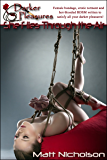 She Flies Through the Air (Red Label Short Stories - Hard Female BDSM, Breast Bondage, and Tit Torture)