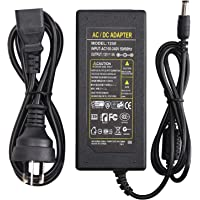 12V 5A Power Adapter AC 100-220V to DC 60W Power Supply AU Plug Switching PC Power Cord for LCD Monitor LED Strip Light…