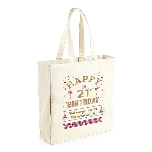 Amazon 21st Birthday Keepsake Funny Novelty Gift For Women