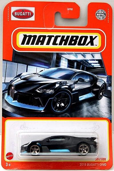 New 2020 Matchbox 2020 Corvette C8 47//100 MBX HIGHWAY Case F