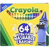 Crayola Ultra Clean Washable 64 Count Crayons