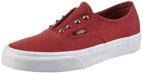 Vans - Gore Authentique, Zapatillas Unisexe Adulto, Blanco (clous / Blanc Véritable), 39 Eu