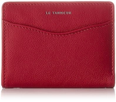 Le Tanneur Femme Valentine Anti Rfid Ttz3505 Porte-cartes de credit (Fuchsia) daNcQj