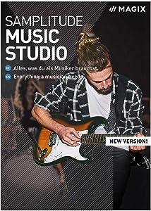 Samplitude Music Studio - Version 2020 [PC Download]