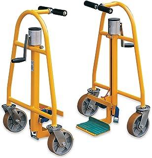 hu lift fm60 manual furniture mover 1320 lbs capacity 215 length x