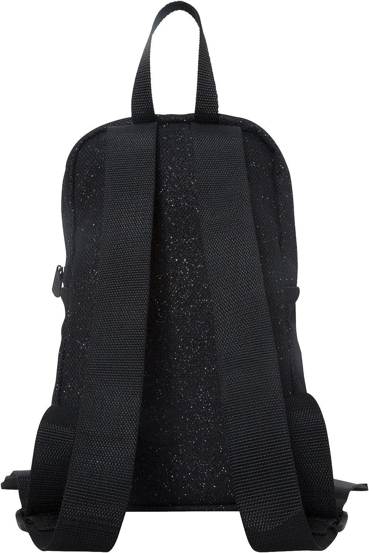 Black One Size Manhattan Portage Midnight Ellis Backpack with Zipper