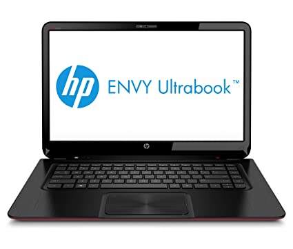 HP Envy 4 1030us 14 Inch Ultrabook Black
