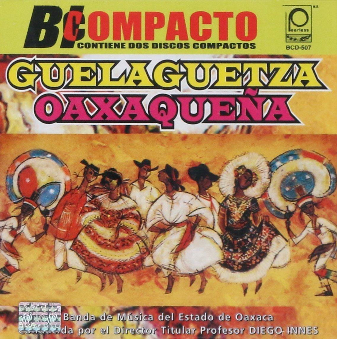 Guelaguetza Oaxaquena 2CDs Banda Ultra-Cheap Deals de Kansas City Mall Estado Musica del Oaxaca