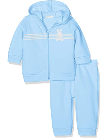 c6607fdf10826 United Colors of Benetton Baby Boys  Set Jacket+Trousers Clothing