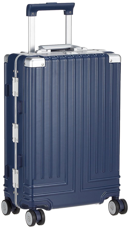[ランバンオンブルー] スーツケース キャリーバッグ 機内持ち込み対応 ヴィラージュ 機内持込可 27L 54cm 3.5kg 595311  ネイビー B0782SJN6Y