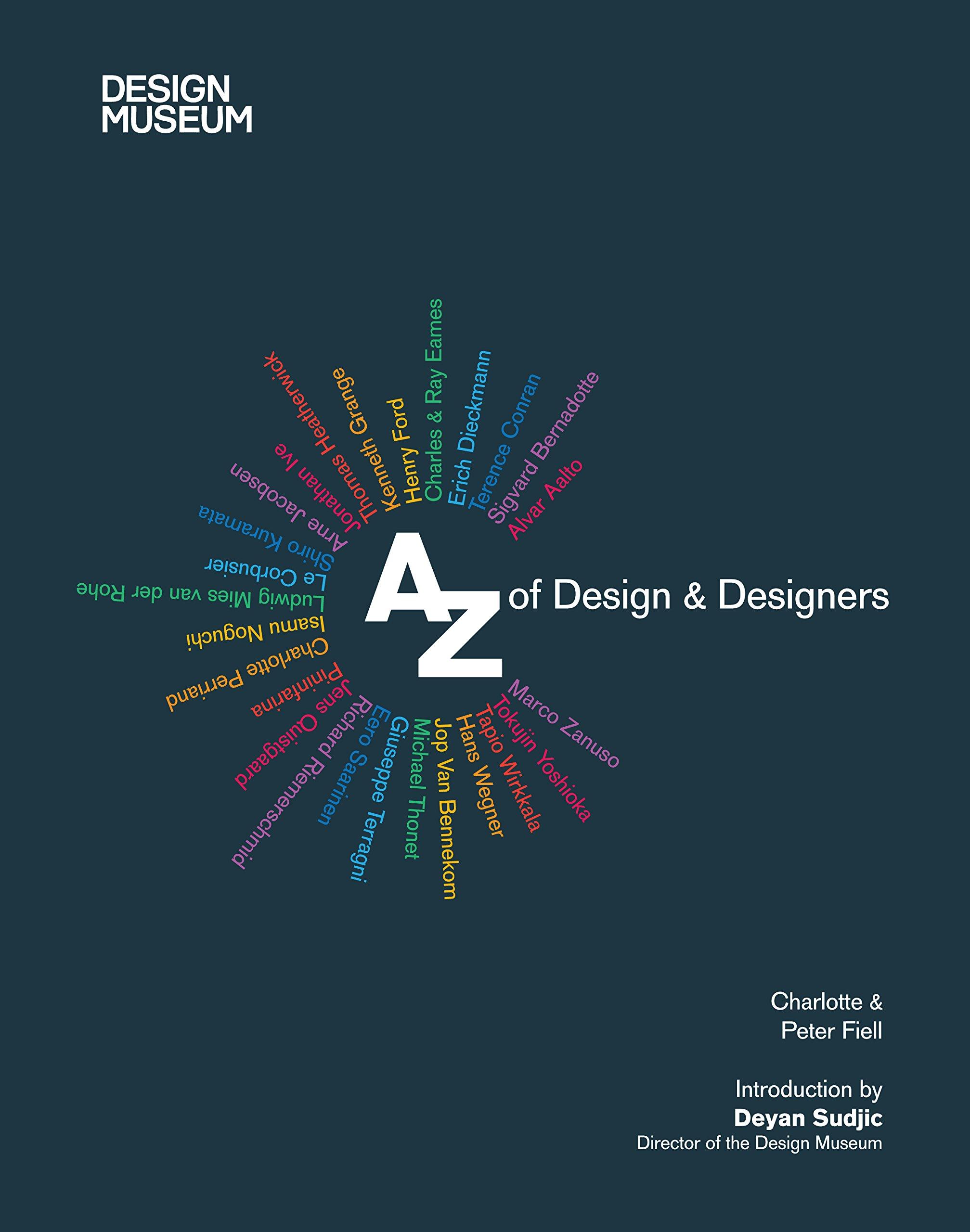 Design Museum:  A-Z of Design & Designers PDF
