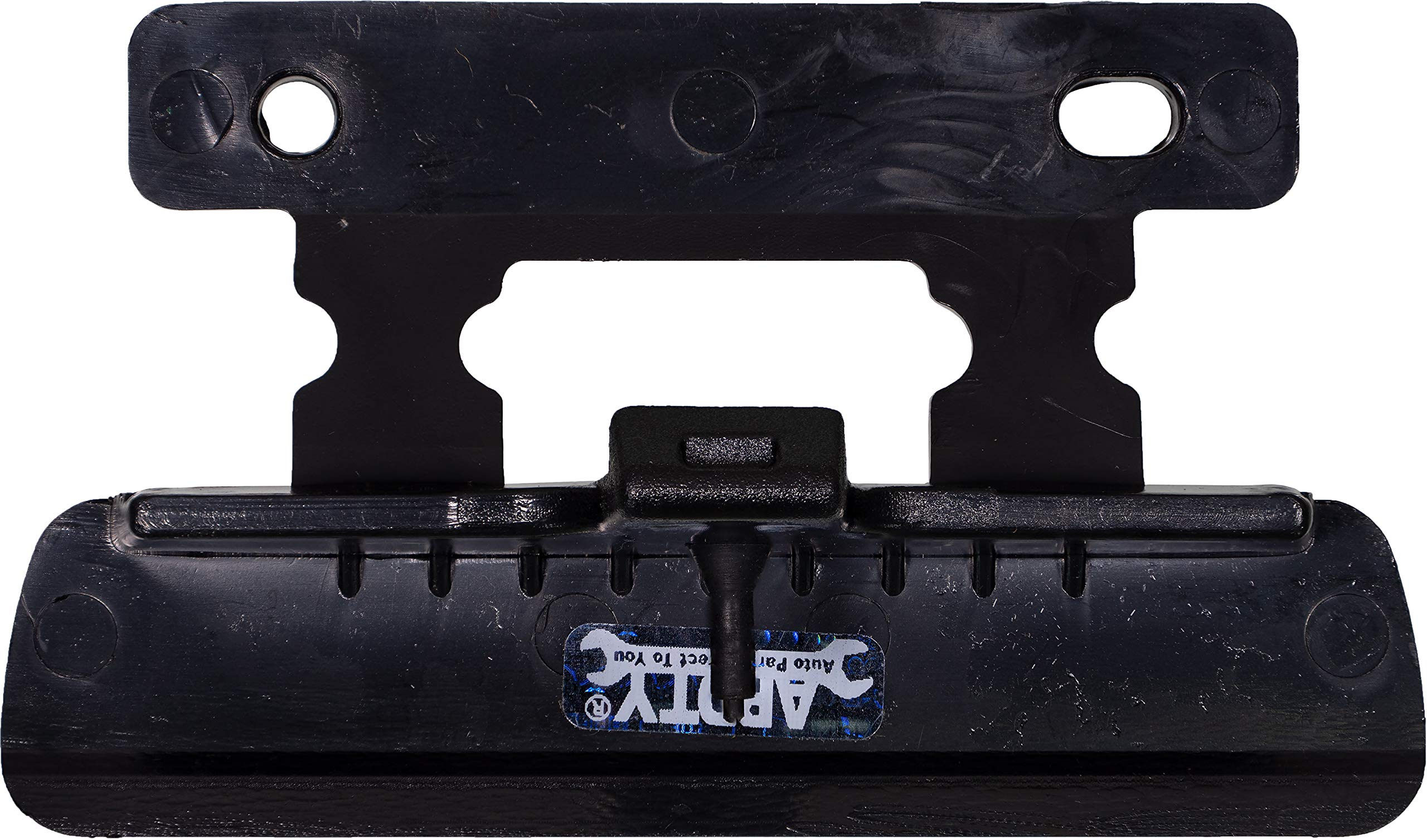 Vinyl Plastic APDTY 035946 Center Console Lid Assembly w//Latch 2007-2013 Chevrolet GM Trucks Black Front Row Split Bench; View Compatibility Chart To Verify Fitment; Replaces 20864151