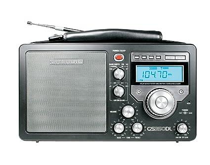 amazon com grundig eton s350 am fm shortwave field radio with alarm rh amazon com Eton Grundig S350 AM FM Shortwave Field Radio Grundig S350DL Specifications