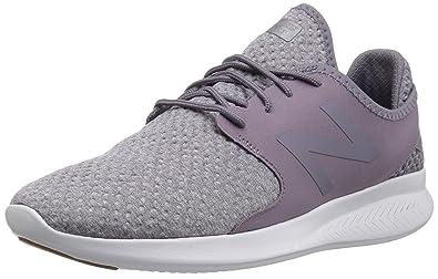 85b1dd00a0e08 New Balance Women's Coast v3 Running-Shoes,strata/silver,7 B US