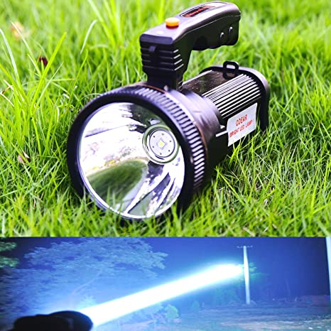 Odear Super Bright Torch Searchlight Handheld Portable Led Spotlight