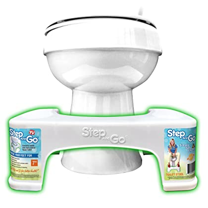 Step And Go Toilet Stool 7 New Proper Toilet Posture