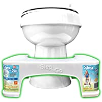 Deals on Step and Go 7-in LLC Toilet Stool