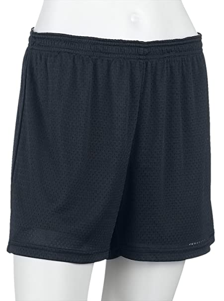 faf73c810cc832 Champion Women s Mesh Short at Amazon Women s Clothing store ...