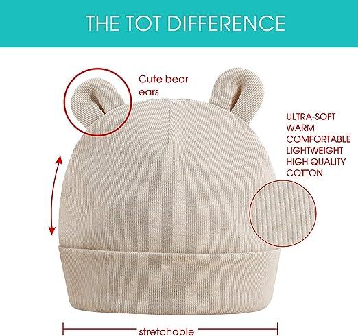 Details about  /Newborn Toddler Baby Boys Girls Cotton Hat Soft Cap 0-3 Months NTJ GJCAUB.hc