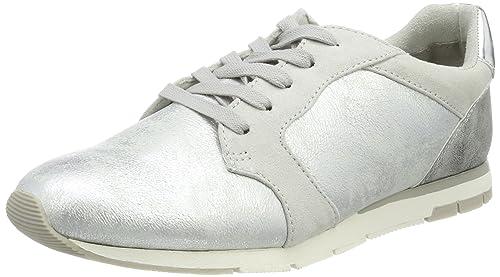 Tamaris 23617, Zapatillas para Mujer, Negro (Black Comb), 42 EU
