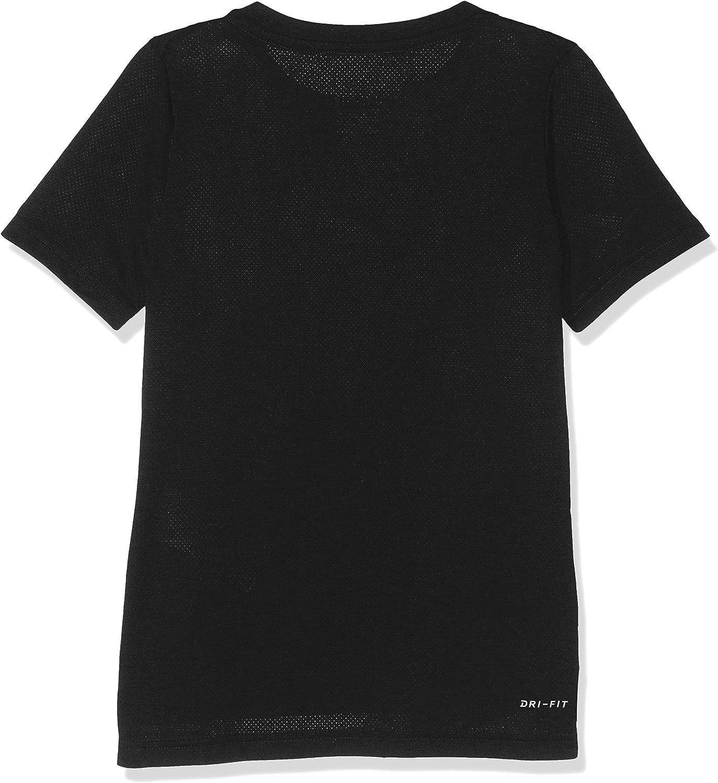 Ni/ños Desconocido B Nk Brthe Top SS Hyper Dry Camiseta de Manga Corta
