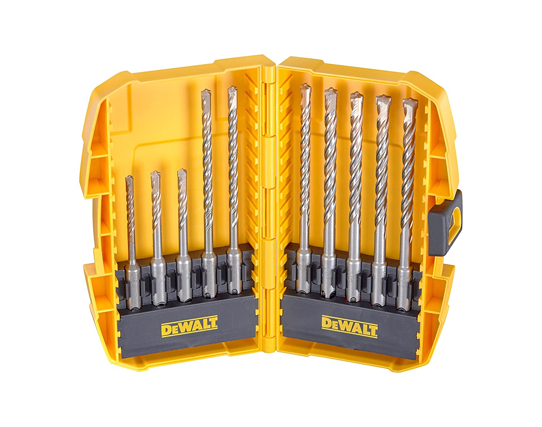 Dewalt DT7935QZ SDS Plus Drill Bit Set (10-Piece) DT7935B-QZ