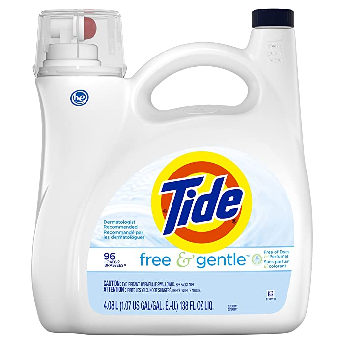 Top 9 Tide Clean And Fresh Laundry Detergent