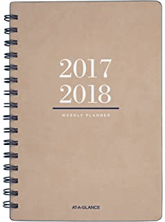 amazon com at a glance academic year weekly monthly planner