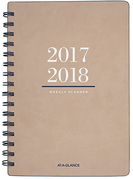 amazon com at a glance academic weekly monthly planner july