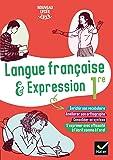 Cahier de langue française 1re - Ed 2019 - cahier de l'élève