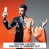 """Occidentali's Karma (Vinyl 7"""" Limited Numerato e Colorato :Blu Trasparente)"""