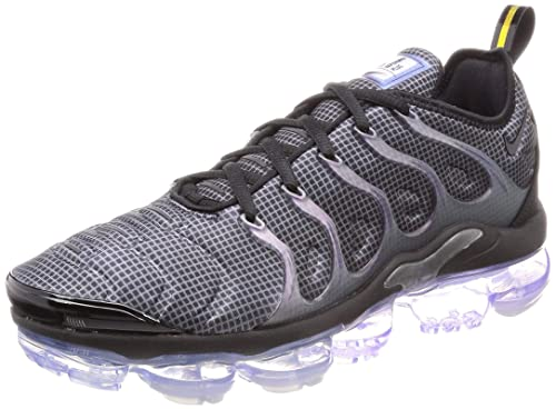 0a9dbf2aa4b8b Nike Men's Air Vapormax Plus Track & Field Shoes, Multicolour Black/Dark  Grey/