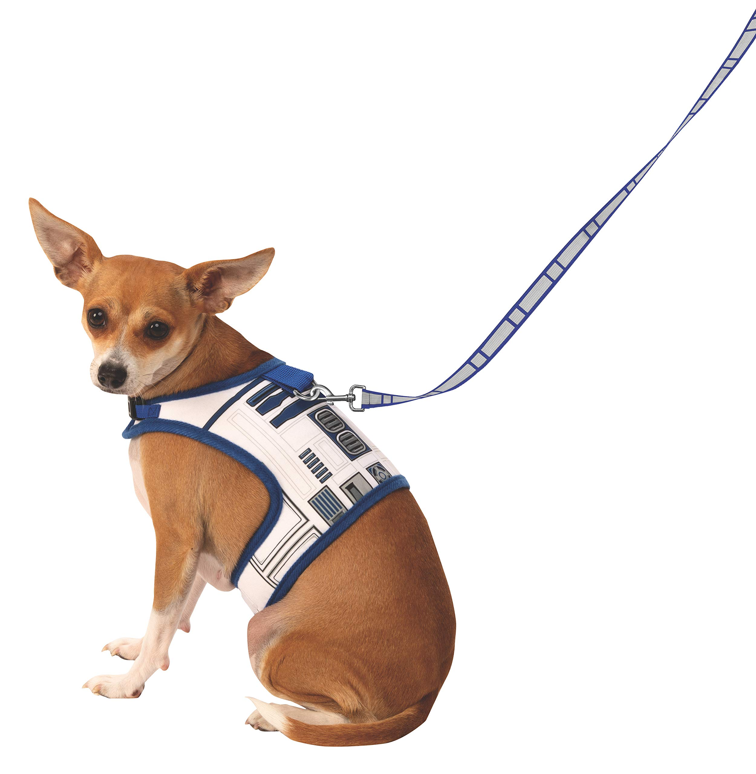 Star Wars Classic R2D2 Pet Leash with Harness, Medium by Rubie's