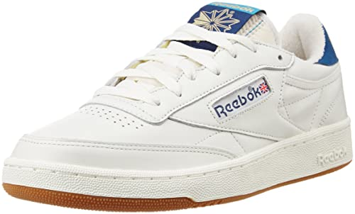 c56ff17d3ce4a2 Reebok Classics Men s Club C 85 Retro Gum Chalk