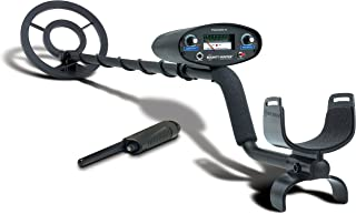 product image for Bounty Hunter TK4GWP1 Tracker IV Metal Detector in Black