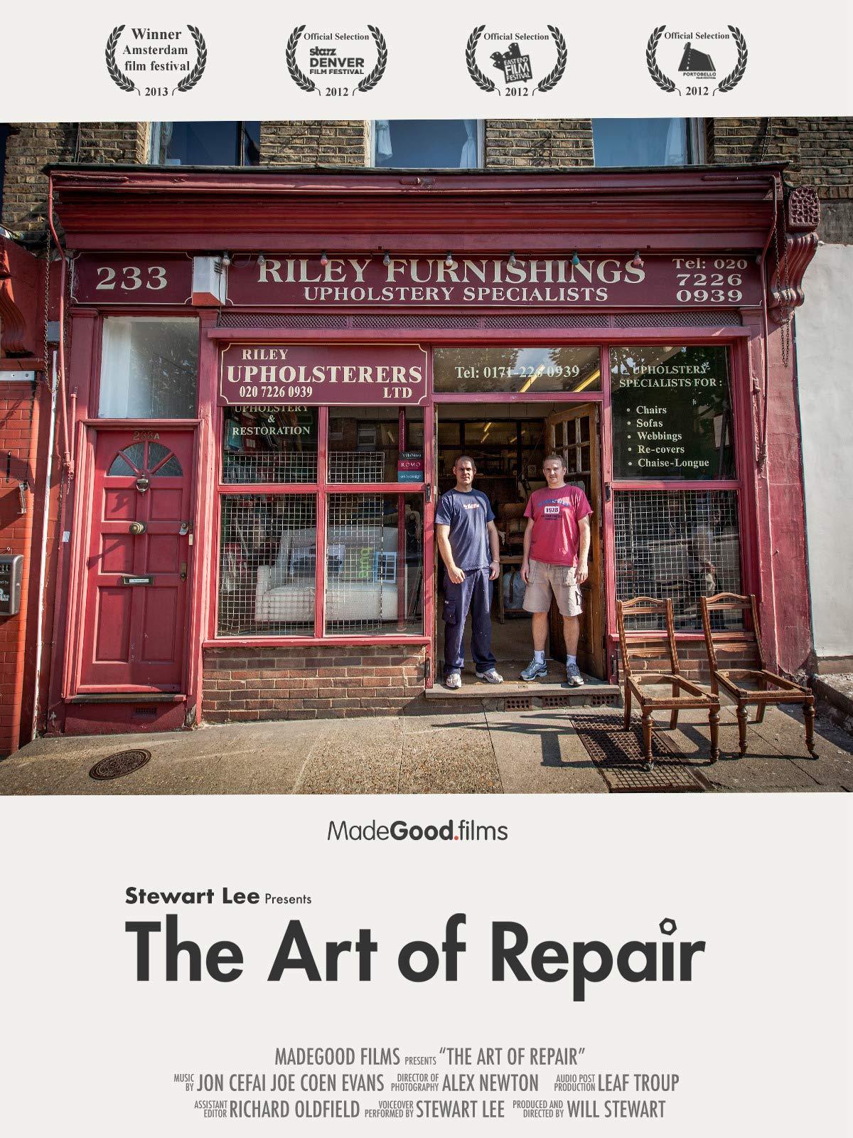 The Art of Repair with Stewart Lee