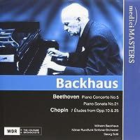 Beethoven - Piano Concerto No 5; Chopin - Etudes
