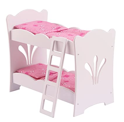 Kidkraft Little Doll Bunk Bed Beads Amazon Canada