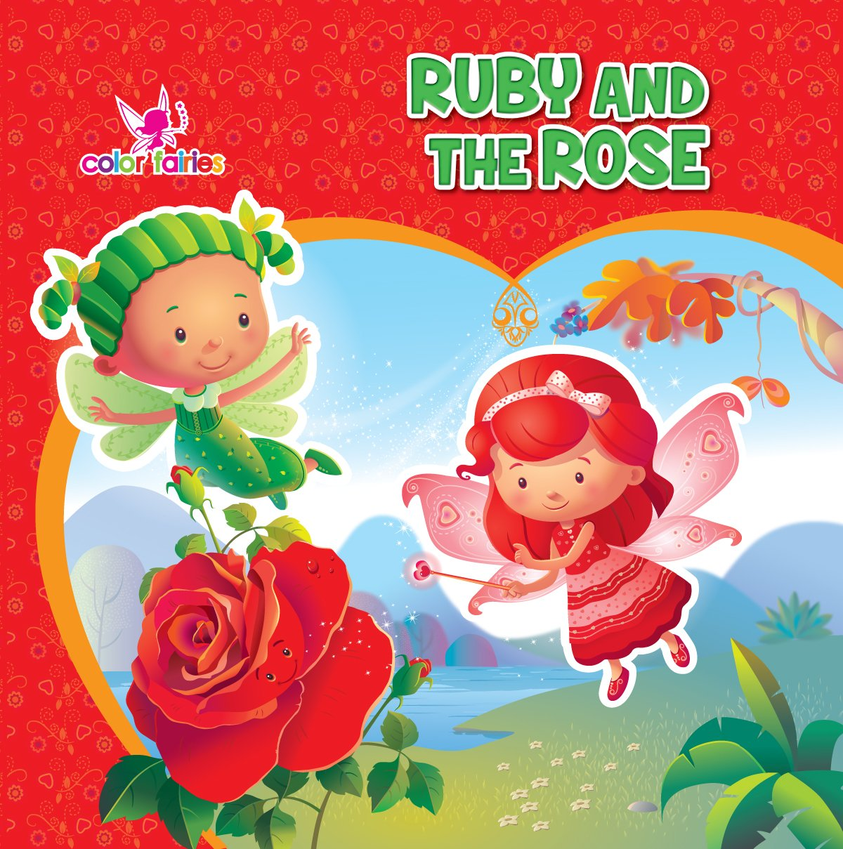 Ruby and the Rose: Color Fairies Augmented Reality pdf