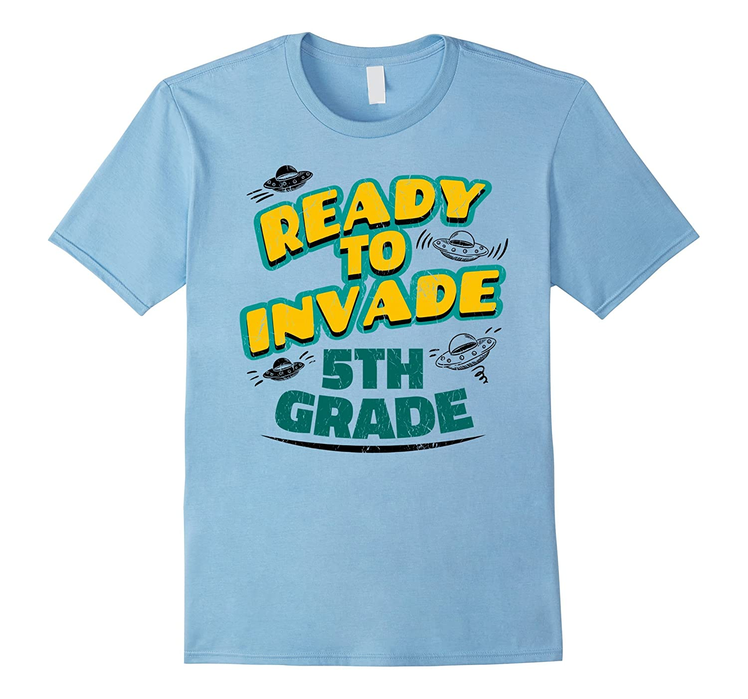 5th Grade First Day of School Gift Idea T-Shirt-Art
