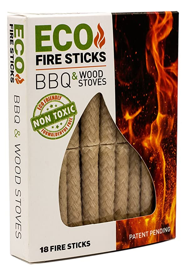 Amazon.com: ECO Fire encendedor para barbacoa Estufas, Fire ...