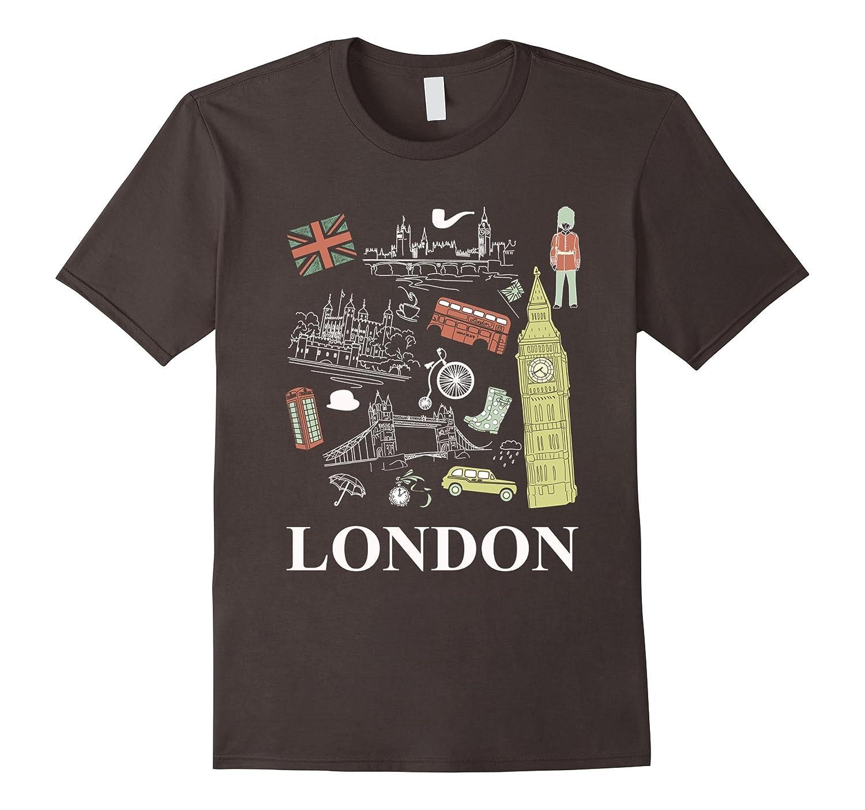 727d94caa London England t shirt for men women boys girls kids tee shirt for Londoner  Gift Tee