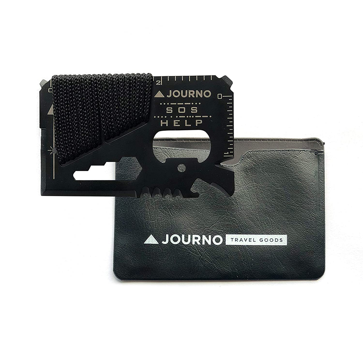 The Old Faithful 14-In-1 Pocket Survival Tool. Makes An Ideal Gift That s A Perfect Multitool For Travel, Camping, Fishing And Fits In Your Wallet Like A Credit Card. Tactical Tools Include Knives,