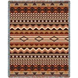 """Pure Country Weavers """"Domingo Blanket"""" Tapestry Throw"""