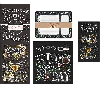 Lily & ~ Val Calendario, planificador semanal y diario ...