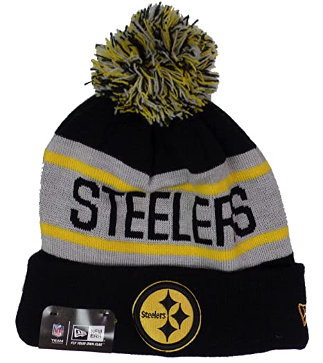 ad5ef3341d8 ... canada sale new era pittsburgh steelers nfl sideline sport knit hat  sizes b76a6 00a2d c5101 7b8da